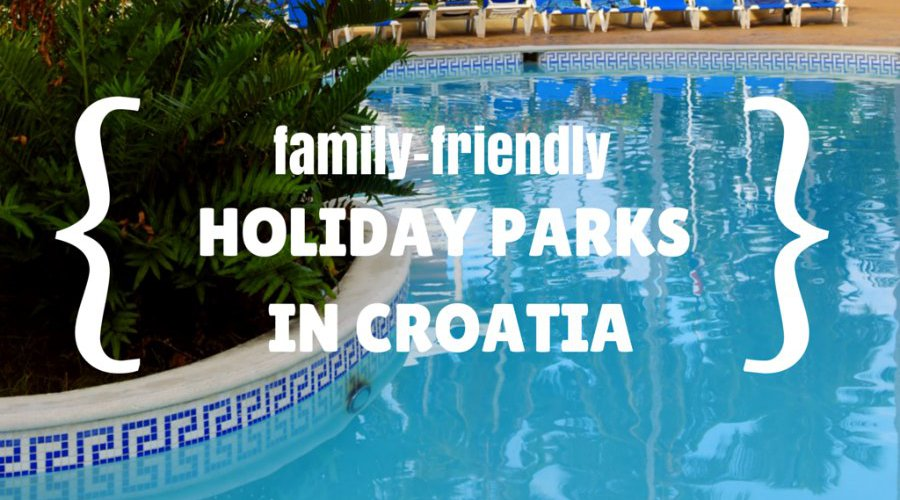 Four holiday parks in Croatia