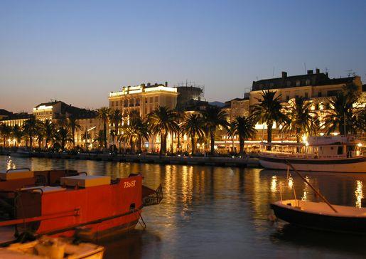 Nightlife in Croatia