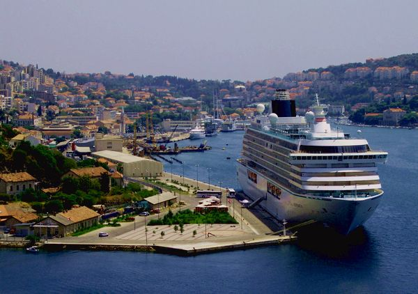 No more crowds from Cruise Ships in Croatia