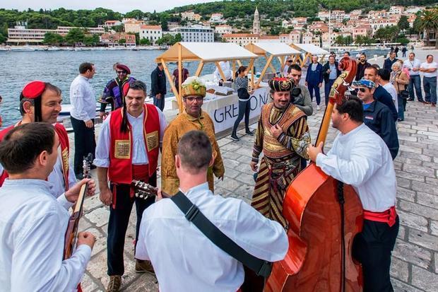 Successful addition to late-season on island Hvar, Croatia – Peškafondo 2014