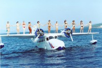 Seaplane Summer Prices and Timetables from Split Airport to Jelsa