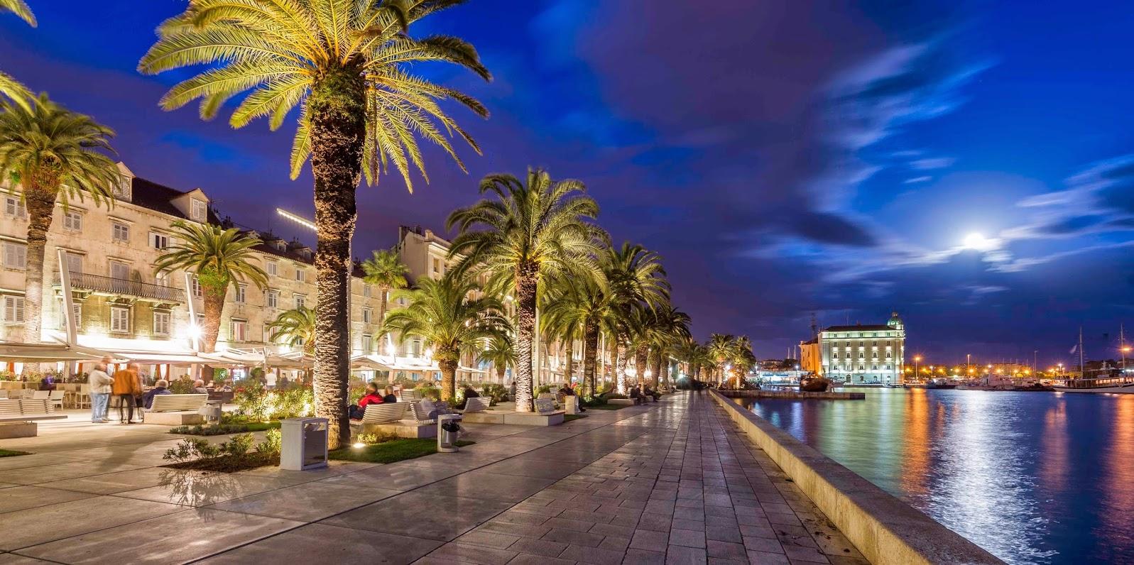 Visit Croatia's second Largest City – Split