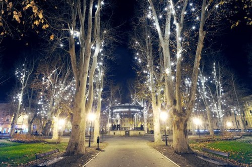 Tourists Find Zagreb an Appealing Winter Destination