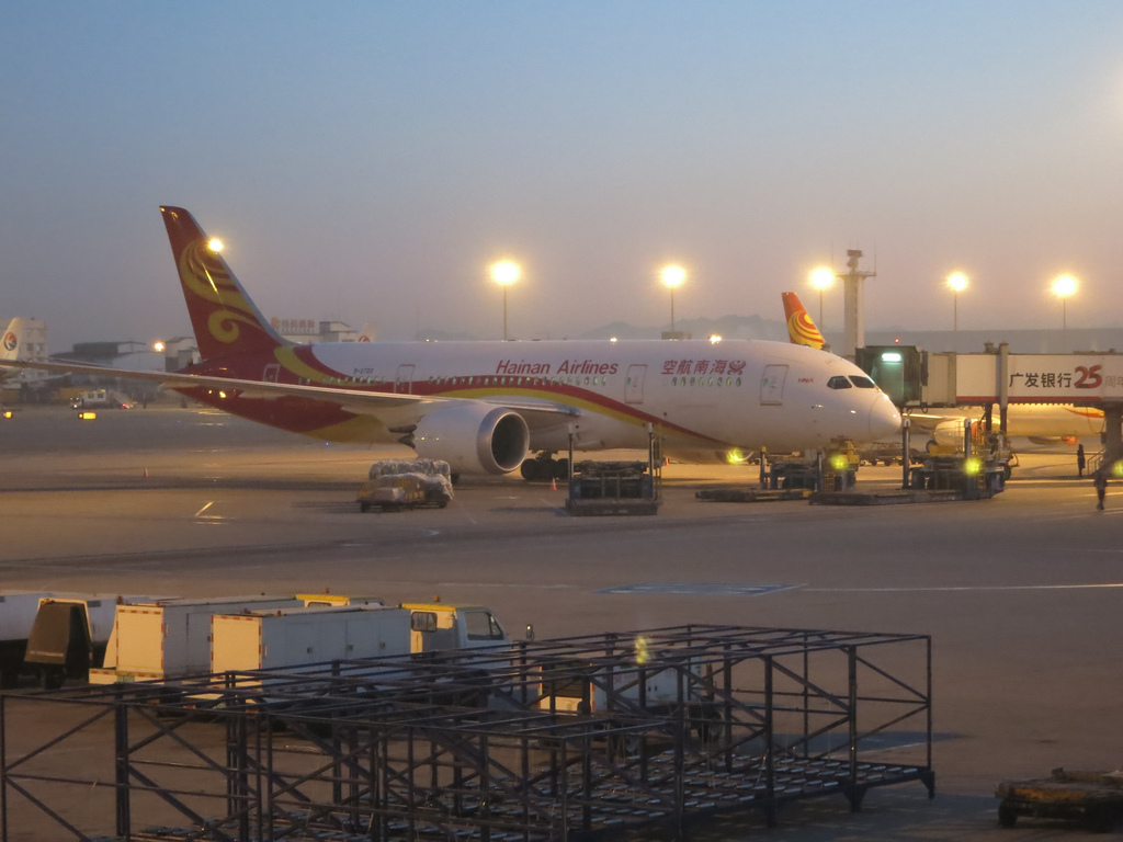From China to Croatia with HAINAN airlines from May 1st