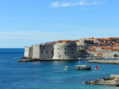 Croatia on the third place in EU with share of non-resident tourists