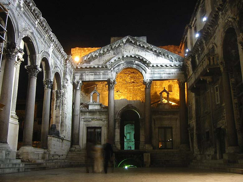 In search of soul of Split – Diocletian palace ?