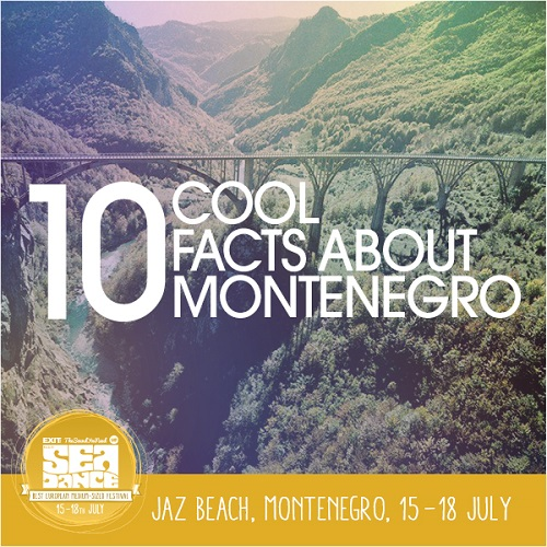 10 Cool Facts About Montenegro: home of Sea Dance Festival