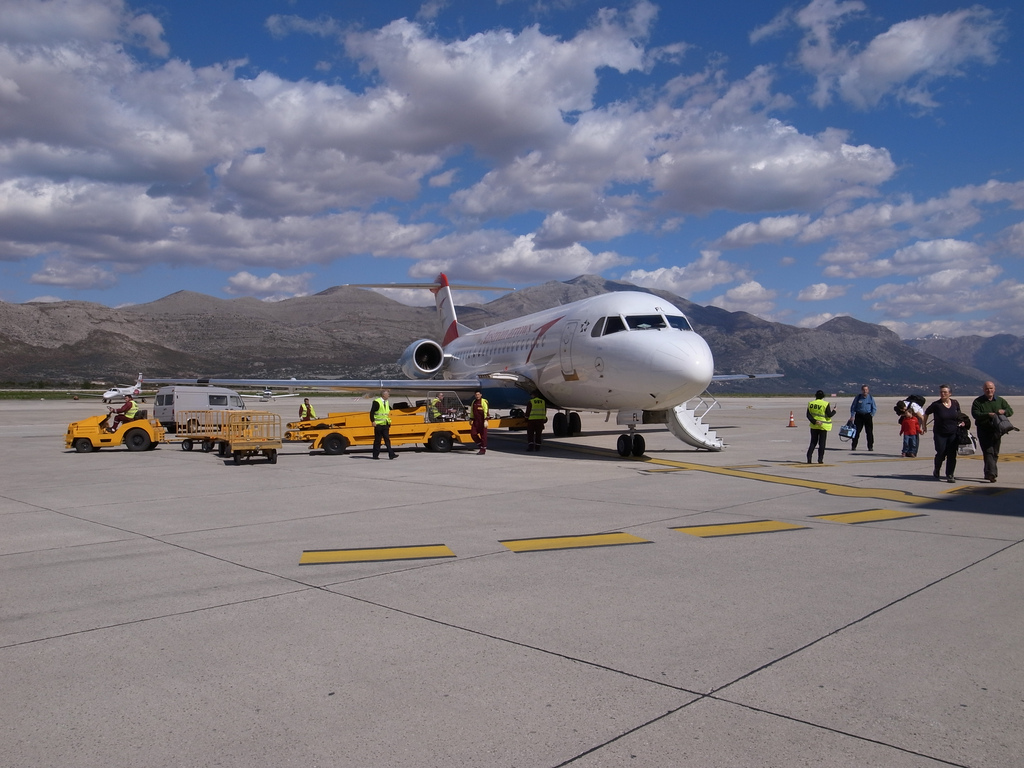 Dubrovnik Airport will resume a major expansion project this month