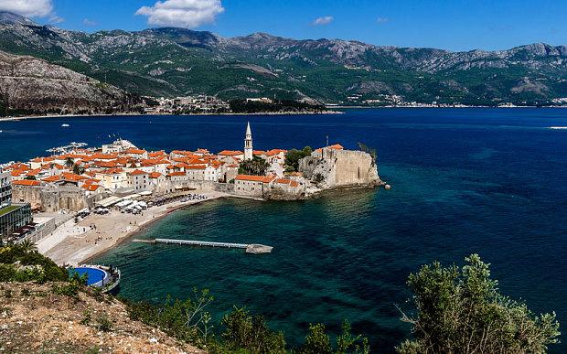 Budva, Montenegro: Secret Seaside