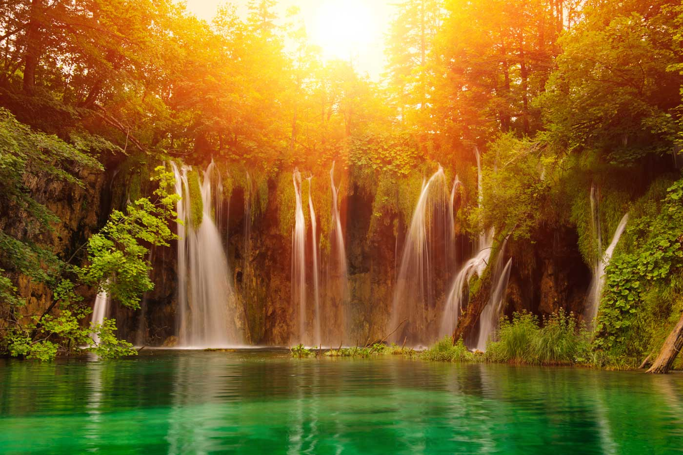 Explore Plitvice Lakes National Park – a place like no other